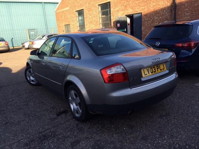 Audi A4 2 0 Fsi Se 4dr Cambelt Changed Camberley Cars