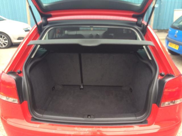 Audi A3 2 0 Fsi Sport Hatchback 3dr Petrol Manual 178 G