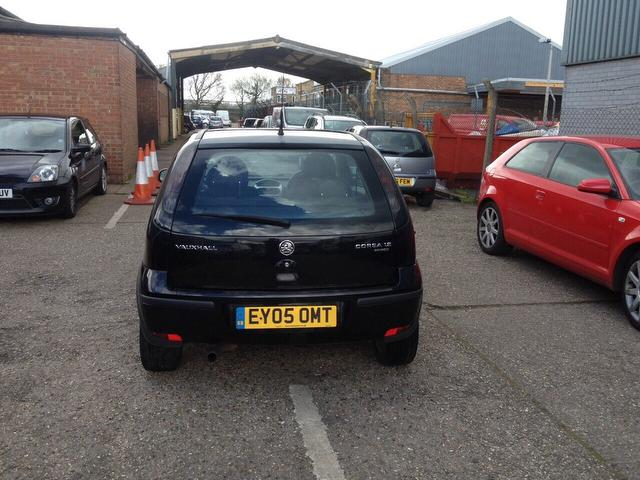Vauxhall Corsa 1 2 I 16v Sxi 3dr 12 Months Mot Camberley